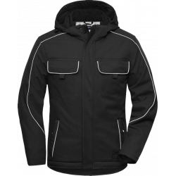 Softshell Padded Jacke
